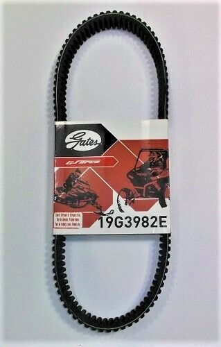 Gates Drive Belt For Polaris Sportsman With EBS Part #19G3982E