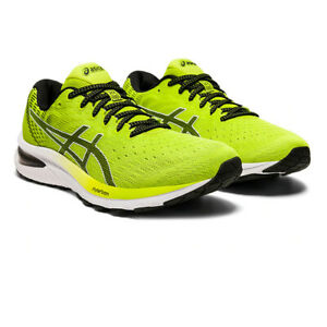 Asics Mens Gel-Cumulus 22 Running Shoes Trainers Sneakers Yellow ...