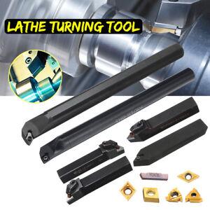 Drehmaschine-Drehstaehle-Werkzeug-Halter-Bohrstange-CNC-Drehbank-Schneiden-Carbid