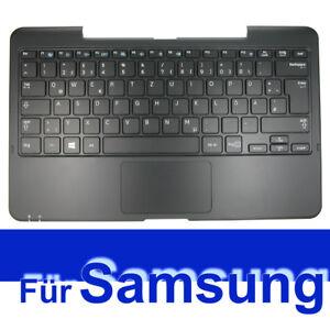 DE TopCase f. Samsung ATIV Tab 7 700T1C G01 Series DE Tastatur Handauflage