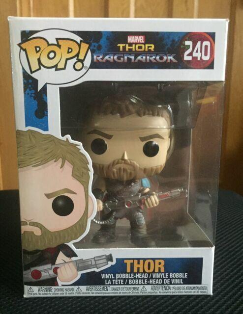 Funko POP Marvel Thor Ragnarok 240 Thor Vinyl Bobble-Head