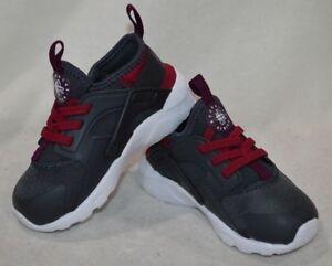 c7f46ba883f7f Nike Huarache Run Ultra (TD) Anthracite Bourd Toddler Boy s Sneakers ...