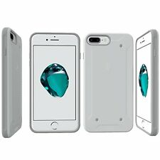 Poetic PC+TPU Shockproof Protective Case Cover for Apple iPhone 7 Plus White