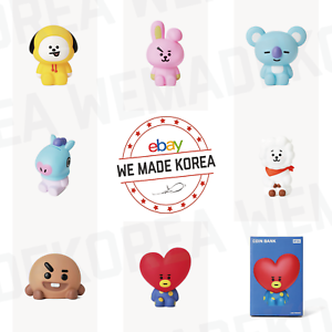 BT21-Character-Figure-Coin-Bank-Money-Bank-7types-Official-K-POP-Authentic-Goods