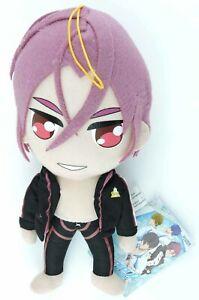 Free-Rin-Great-Eastern-Entertainment-Plush-Ohji-Kouji-Anime-Iwatobi-High-School