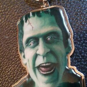 Herman Munster Keychain /Frankenstein