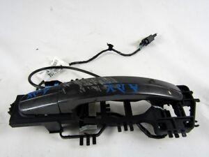 Nera - 8Mm 7445613322386 Derb Maniglia Apriporta Interna Anteriore Dx Destro Lato Passeggero