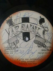 Errol-Dunkley-A-Little-Way-Different-12-034-Vinyl-Single-1978-REGGAE-ROOTS-UK-Copy