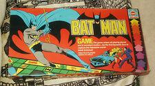 BATMAN Game ~ VINTAGE BOARD GAME 1978 HASBRO HASSENFIELD BROS. ?COMPLETE??