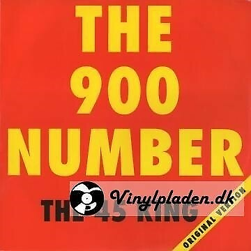 LP, Vinyl/LP: The 45 King: The 900 Number, The 45 King: The…