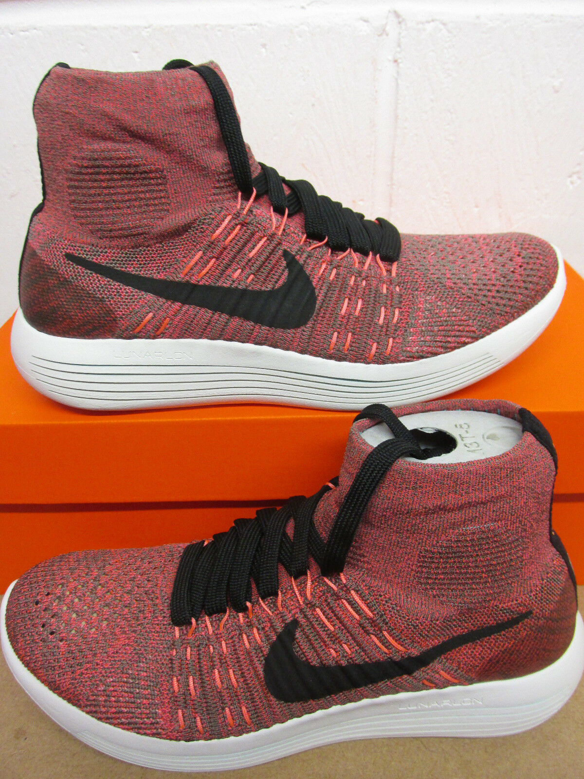 Nike femmes Lunarepic Flyknit Running Trainers 818677 200 Sneakers Chaussures