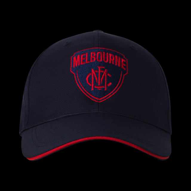 NEW Official Melbourne Demons Adults Club Cap