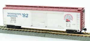 HO-Scale-NMRA-Washington-National-Convention-Car-1982-MDC-50-039-Box-Car