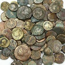 Greek Imperial Ancient Coin. c. 400 B.C. - 250 A.D. AE Bronze Coin