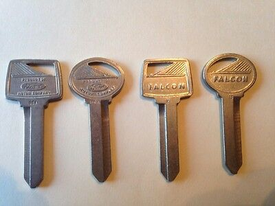 NOS 1966 1967 1968 1969 FORD FALCON TRUNK KEY BLANK
