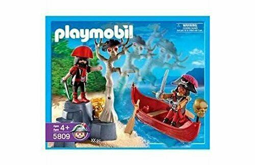 Playmobil 5809 Pirates Dinghy