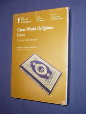Teaching Co Great Courses Great World Religions  CDs       ISLAM     new  sealed