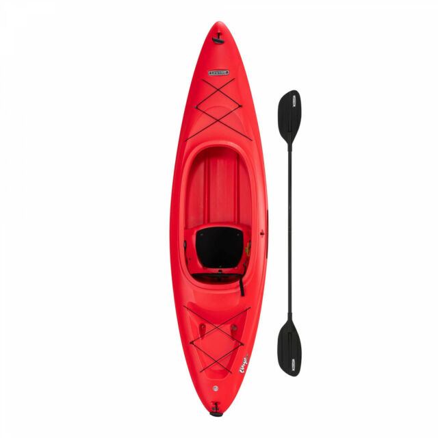 Lifetime Charger 100 Sit In Kayak Paddle Included 90963