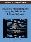 Designing, Engineering, and Analyzing Reliable and Efficient Software by Singh (Hardback, 2013)