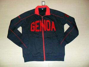 Genoa 36 Sudadera T S 10043 Asics Cremallera Estilo Jacket Histórica Gacchetto w7BEnq