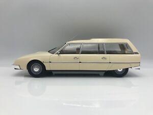 CITROEN-CX-2500d-SUPER-BREAK-SERIE-I-1976-Beige-1-18-mcg-gt-gt-NEW-lt-lt
