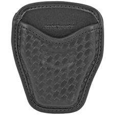 Bianchi 22966 Black Basketweave Accumold Elite 7934 Open Cuff Case