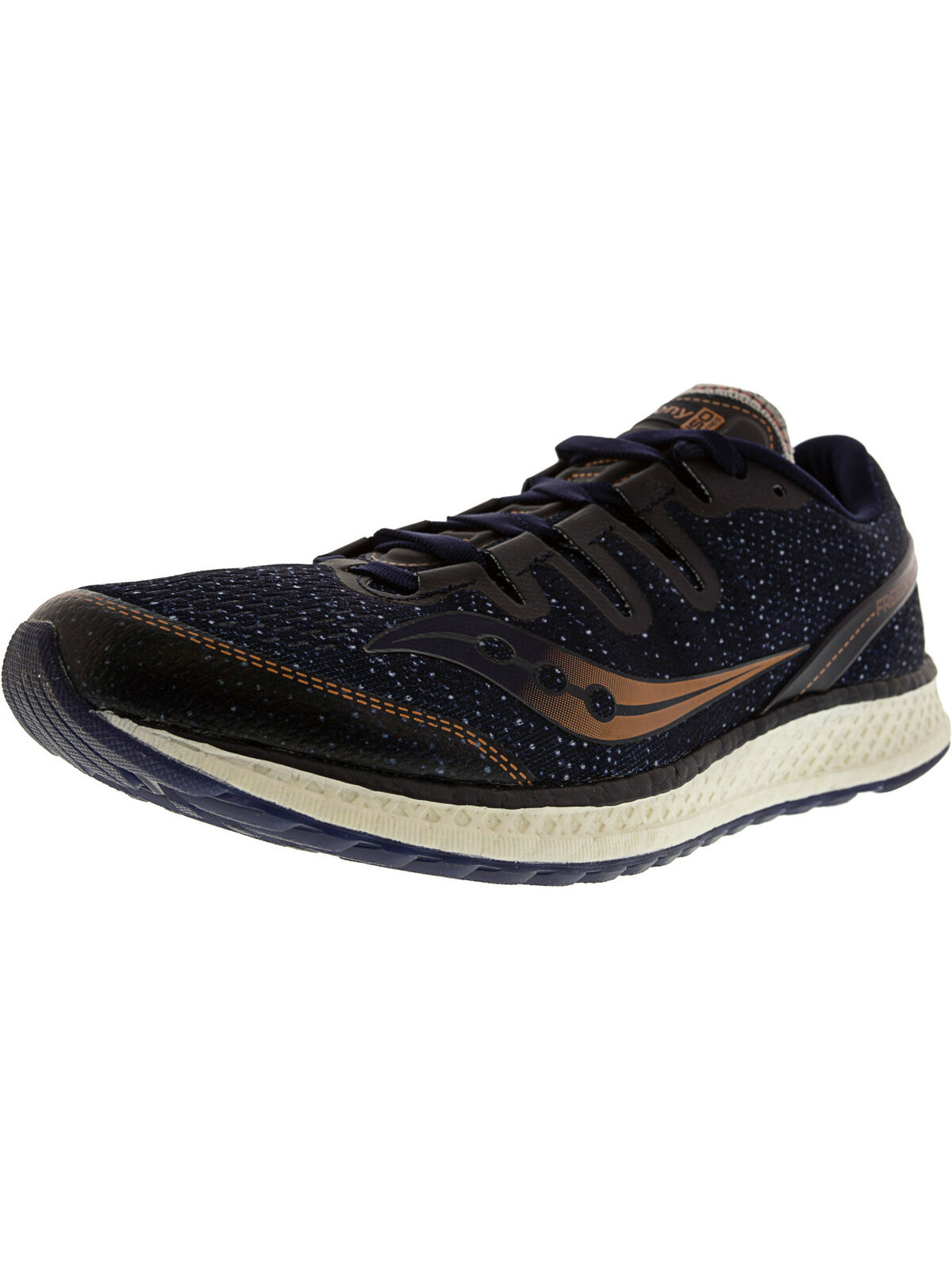 Homme Saucony Freedom Iso Ankle-high Mesh Chaussure De Course