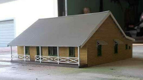 Paterson Station masters house Ho scale 187 KIT