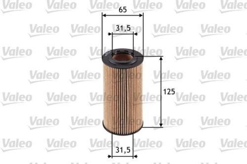 Filtro de aceite valeo 586552