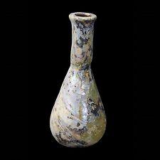 APHRODITE- ANCIENT ROMAN GLASS  FLASK