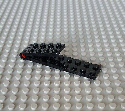 LEGO City System 1x Klappscharnier Knick Scharnier 2x4 2x8 schwarz 3324c01 82