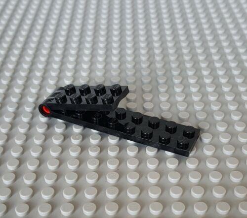 82 LEGO City System 1x Klappscharnier Knick Scharnier 2x4 2x8 schwarz 3324c01