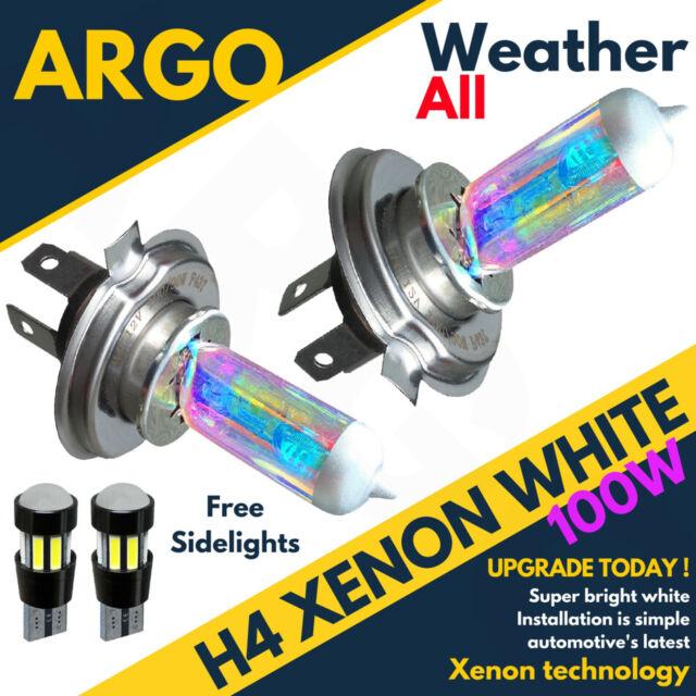 Xenon Dipped Beam Bulbs H1 VW Transporter T5 Bus//Van
