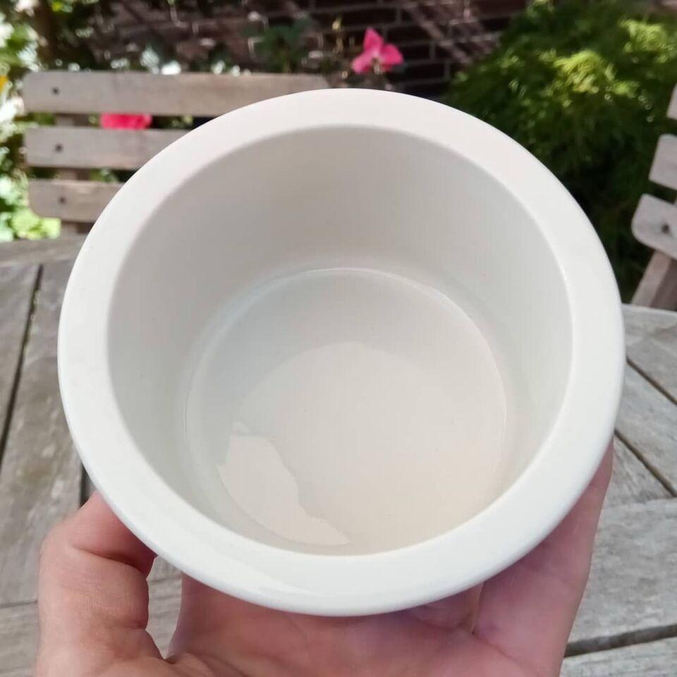 Porcelæn, Marmeladekrukke, Arabia Pomona