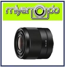 Sony FE 28mm f/2 Mirrorless Lens (SEL28F20)