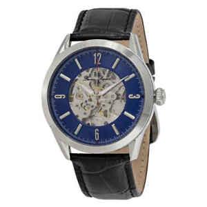 Lucien Piccard Loft Automatic Blue Dial Men's Watch LP-10660A-03-W
