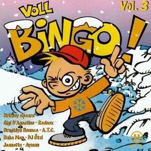 Voll-Bingo-Vol-3-GIGI-D-AGOSTINO-BROOKLYN-BOUNCE-ATC-AYMAN-SONIQUE-REDNEX-OTZI