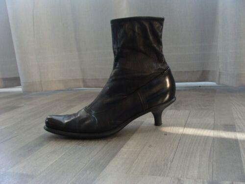 90s MIU MIU Prada la garconne minimalist Leather