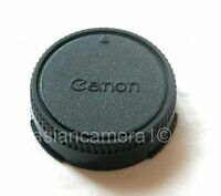 Rear Lens Cap Dust Safety Cover For Canon Fd Mount T-50 T-60 Ae-1p