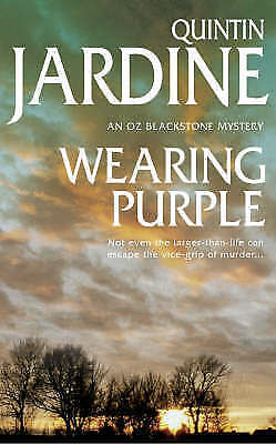 1 of 1 - Wearing Purple (Oz Blackstone Series, Book 3): This thrilling mystery...