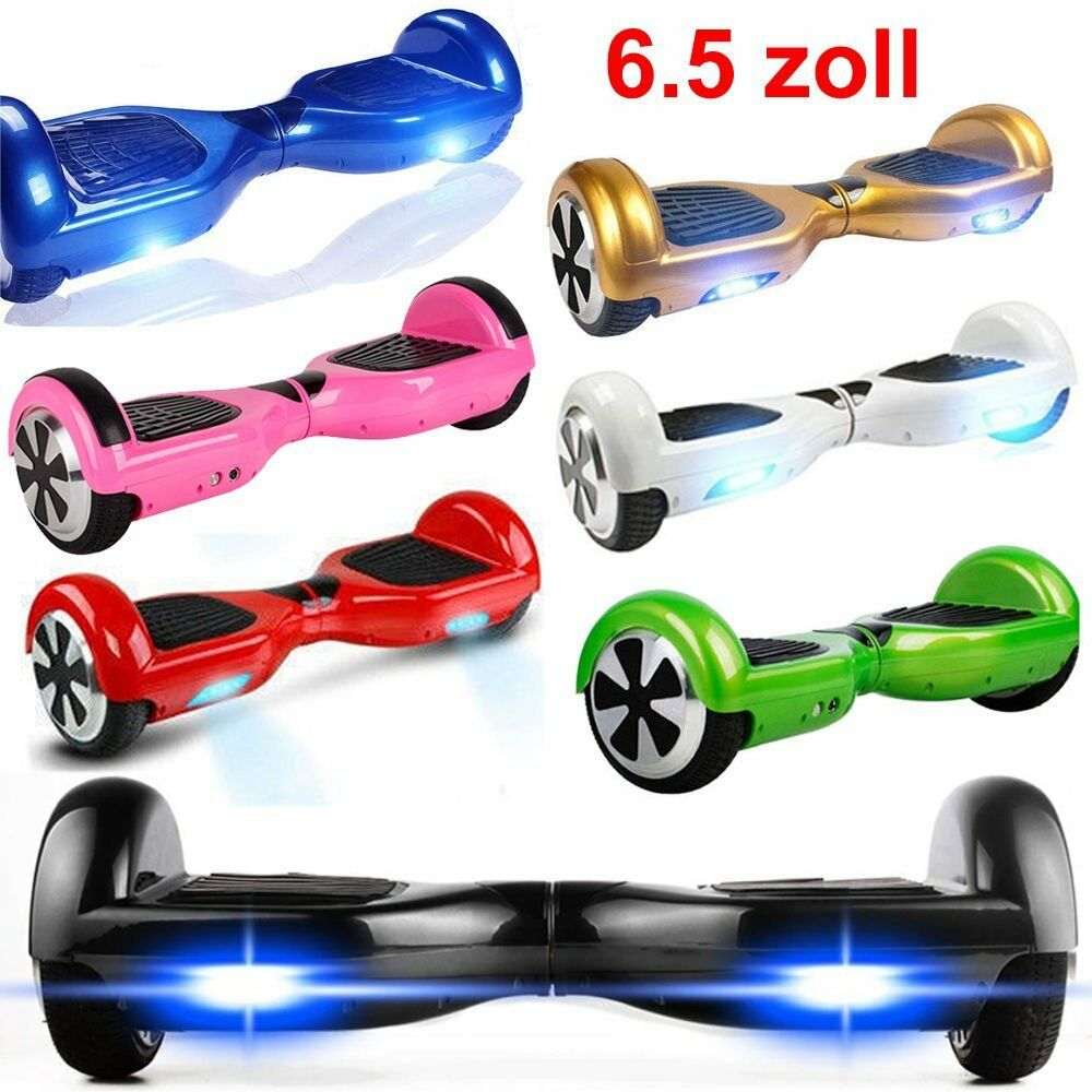 6,5/8,5 Zoll Blautooth Räder Hoverboard 2 Räder Blautooth E-Scooter E-Balance Scooter Tasche2017 fe0dc2