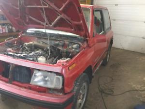 1989 Chevrolet Tracker