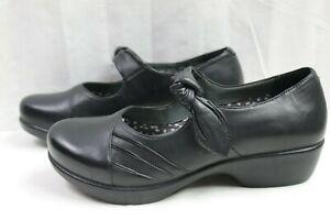 dansko womens dress casual or work comfort shoes size 11 m