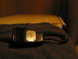 TELEX TEL-66C TRANSISTORIZING NOISE CANCELLING CARBON MICROPHONE