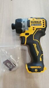 Dewalt-DCF601-Xtreme-1-4-034-12V-Brushless-Screwdriver-Lithium-Ion-034-TOOL-ONLY-034