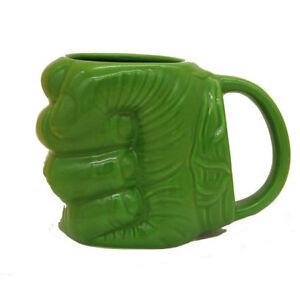 400ML-Ceramics-Green-Hulk-Shaped-Mug-Milk-Coffee-Cup-Water-Home-Supplier