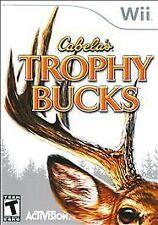 Cabela's Trophy Bucks - Nintendo  Wii Game