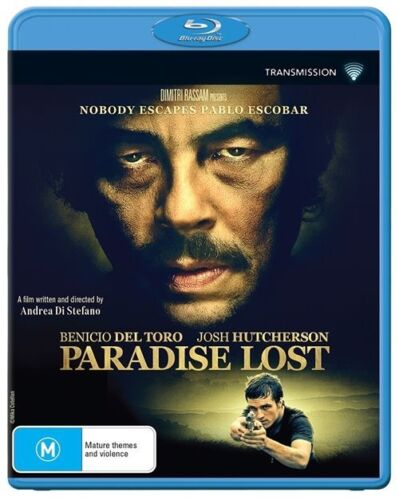 1 of 1 - Paradise Lost (Blu-ray, 2015)