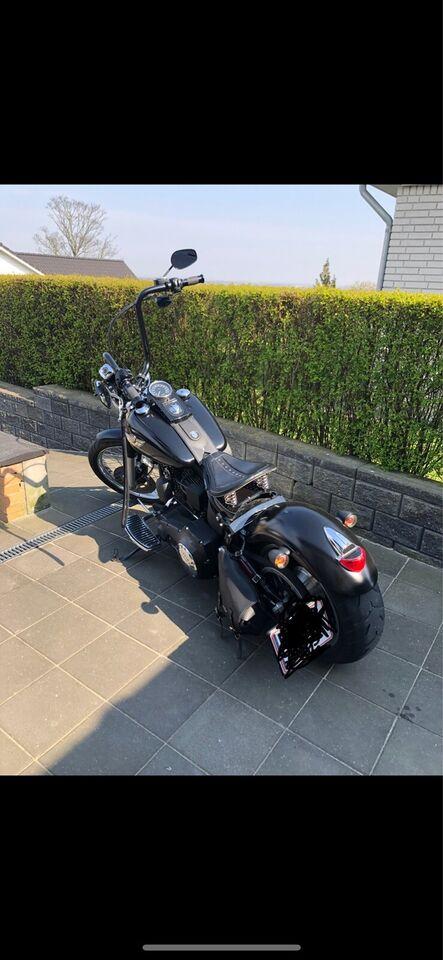 Harley-Davidson, Nighttrain Softtail, 1340 ccm