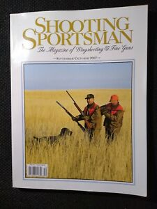 Sept-Oct-2007-Shooting-Sportsman-Magazine-Wingshooting-amp-Fine-Guns-Back-Issue